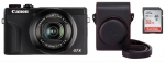Fotokamera PowerShot G7 X MK III Kit DCC-1880 Bag + 32 GB SD